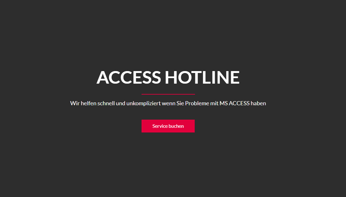 ACCESS Hotline